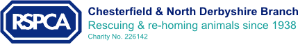 RSPCA Chesterfield & North Derbyshire Branch Logo