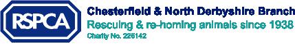 RSPCA Chesterfield & North Derbyshire Branch Logo
