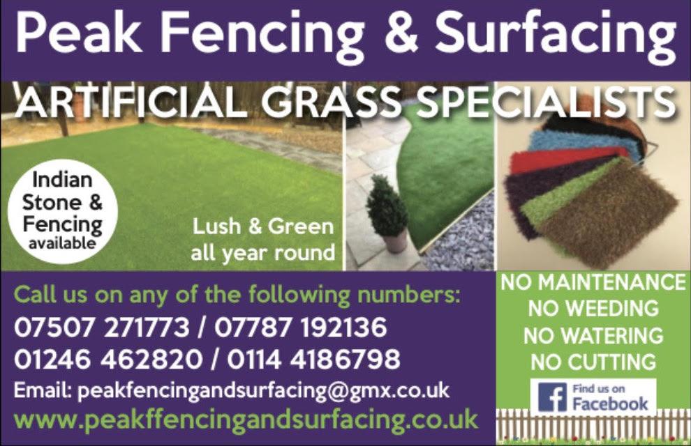 Peak Fencing & Surfacing