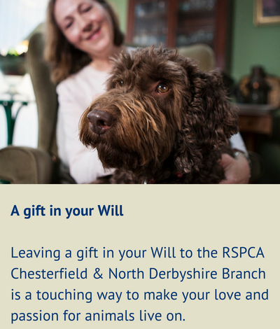 A gift in your Will