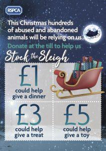 Stock the sleigh