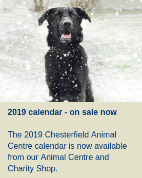Support the RSPCA Chesterfield & North Derbyshire Branch